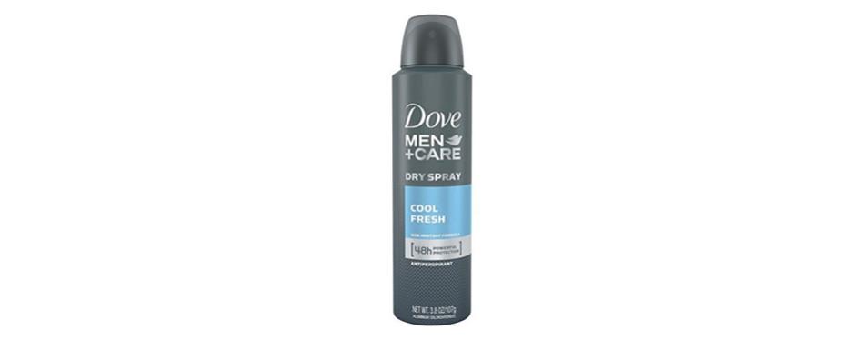 Dove Men+Care Dry Spray Antiperspirant Deodorant