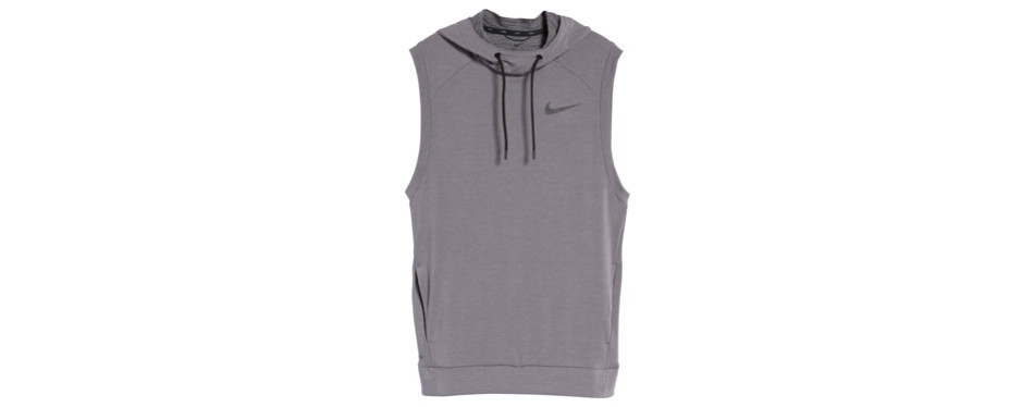 Dry Training Day Sleeveless Hoodie