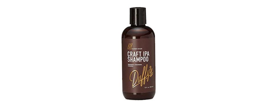 Duffy's Brew Craft Beer Shampoo