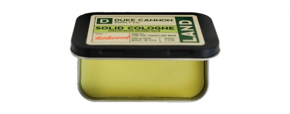 Duke Cannon Men's Solid Cologne