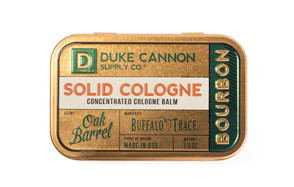 Duke Cannon Men's Solid Cologne, 1.5oz. - Bourbon Trail