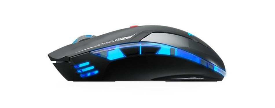 E-Blue Mazer II – Wireless Gaming Mouse