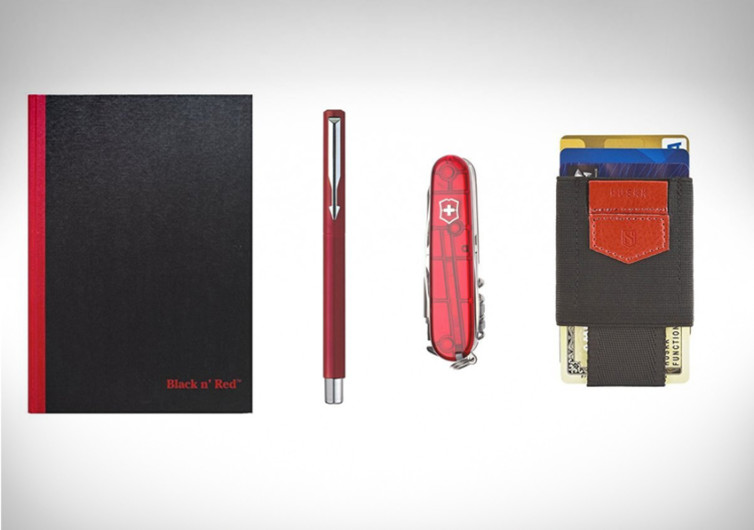 Everyday Carry: Red