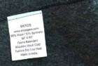 EKTOS 90% Wool Camping Blanket