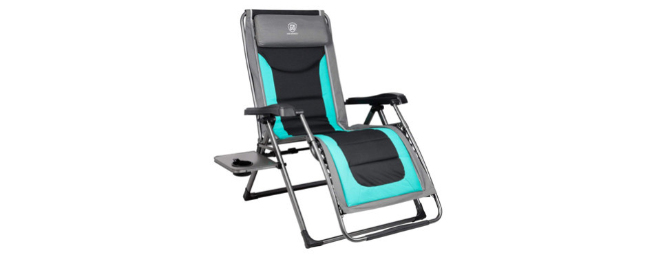 EVER ADVANCED Oversize XL Zero Gravity Chair