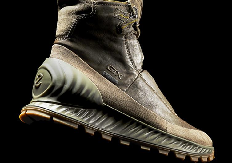 Ecco Exostrike Hiking Boots