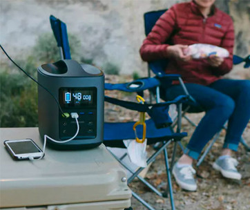 EcoFlow River Portable Power Station