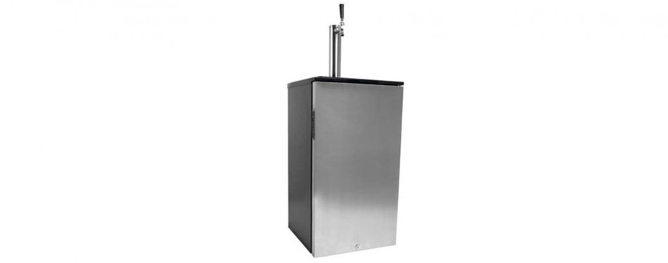 EdgeStar KC1000SS Craft Brew Kegerator
