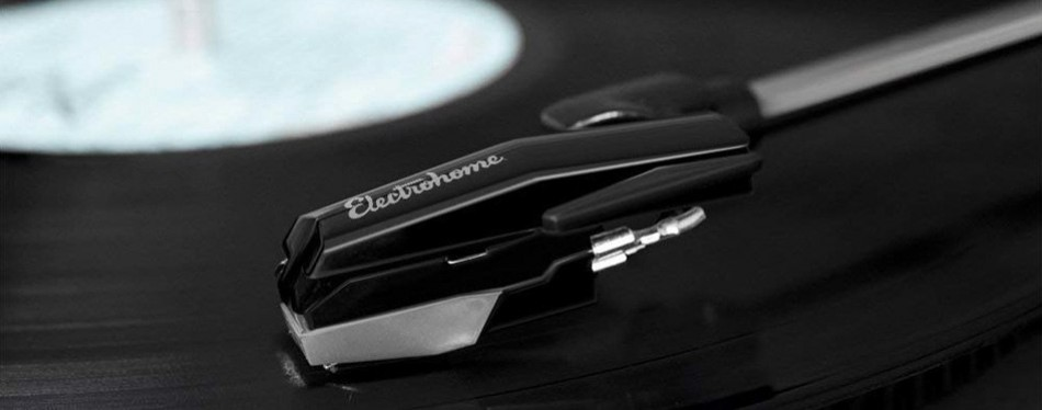 Electrohome Archer Classic Turntable