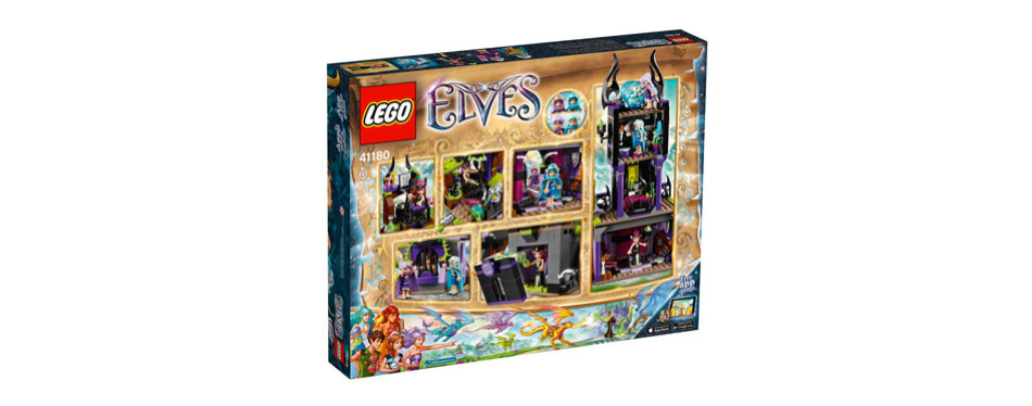 Elves Ragana's Magic Shadow Lego Castle Set