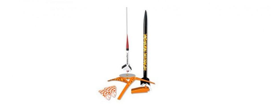 Estes Tandem-X Model Rockets