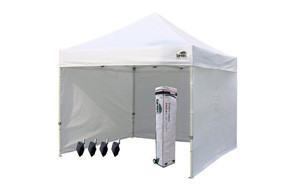 Eurmax New Basic 10x10 Ez Pop Up Canopy