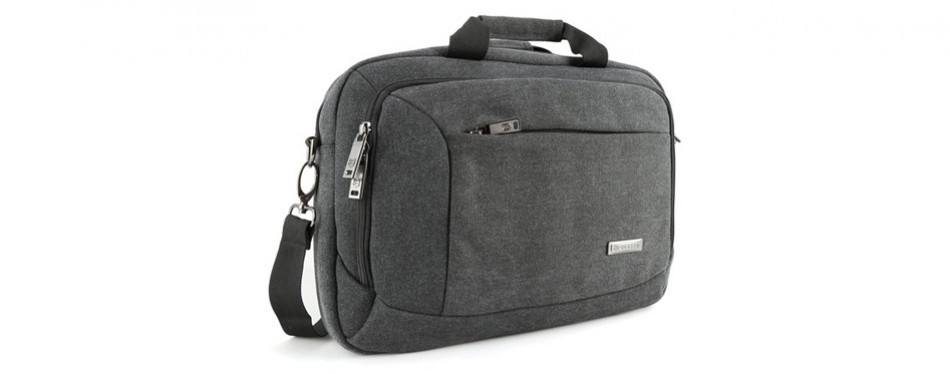 "Evecase 13.3"" Laptop/Messenger Bag Combo"