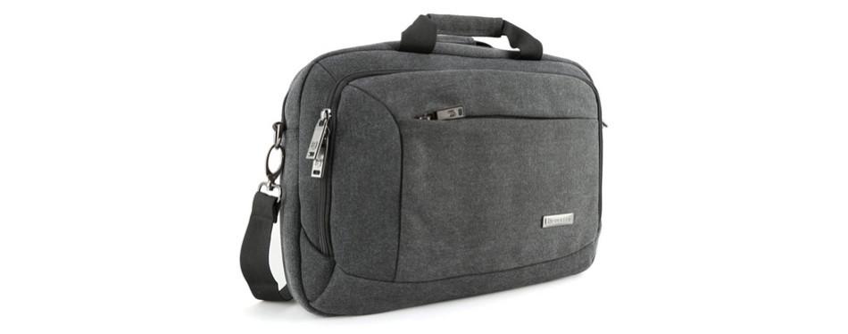 "Evecase 13.3"" Laptop/Messenger Bag Combo"