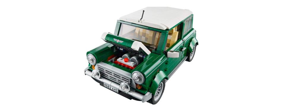 Expert MINI Cooper Construction LEGO Creator Set
