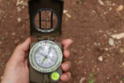 eyeskey multifunctional military lensatic tactical compass