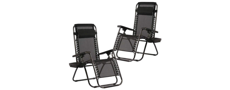 FDW Zero Gravity Chairs
