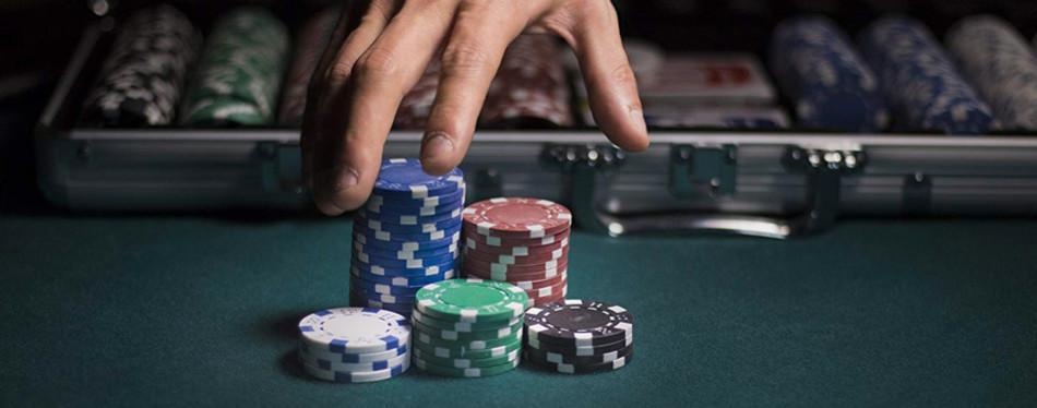 Fat Cat Clay Poker Set