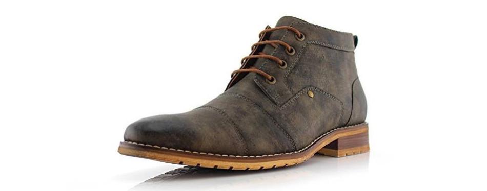 Ferro Aldo Blaine Men's Stylish Mid Top Boots