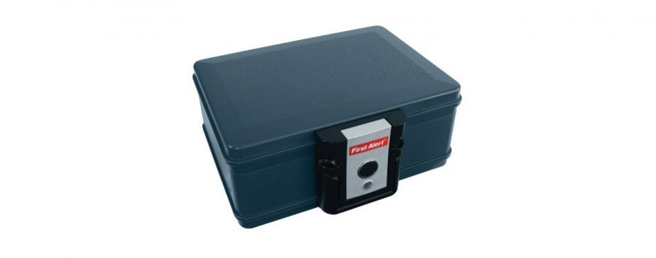 First Alert Waterproof Fire Chest