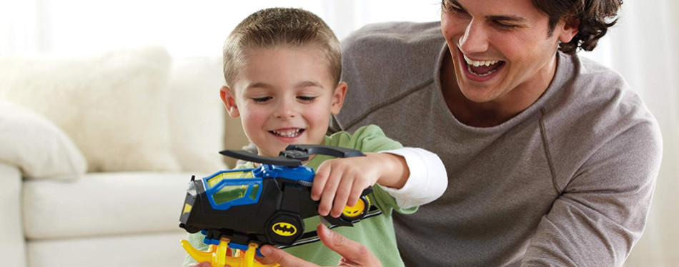 Fisher-Price Batcopter