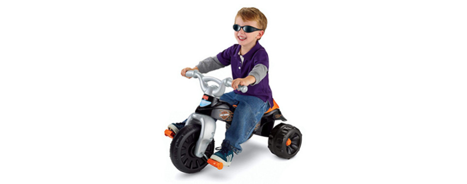 Fisher Price Harley Davidson Tough Trike