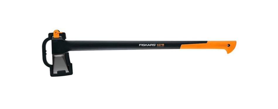 Fiskars X27 Super Splitting Axe For Chopping Wood