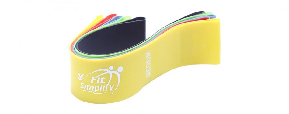 Fit Simplify Resistance Exercise Bands