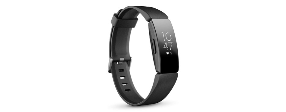 Fitbit Inspire HR Heart Rate & Fitness Tracker