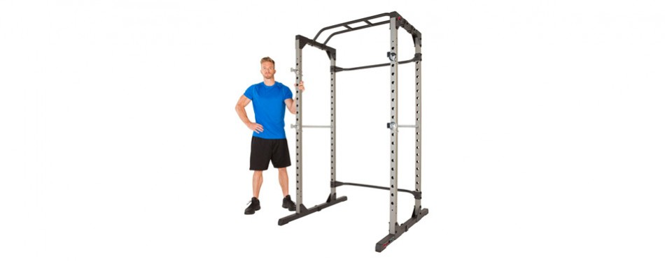 Fitness Reality 810LX Power Squat Rack