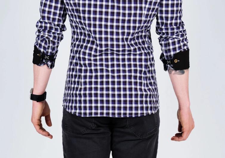 flxcuf clear-cut shirt cuffs