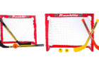 Franklin Sports Mini Hockey 2-In-1 Set