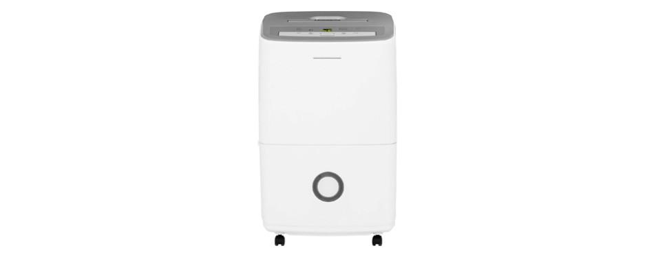 Frigidaire FFAD7033R1 70 Pint White Dehumidifier