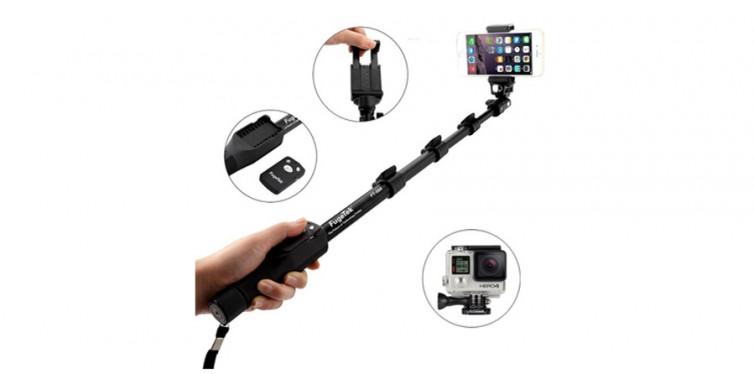Fugetek FT-568 Professional High End Alloy Selfie Stick