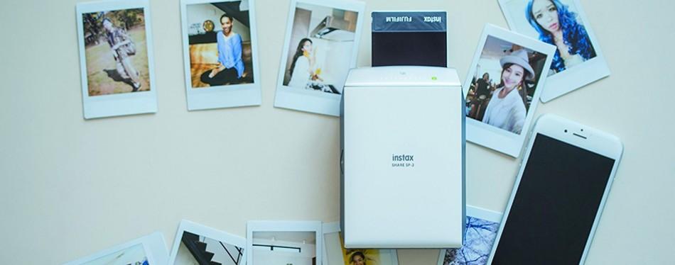 Fujifilm Instax Share SP-2 Portable Printer