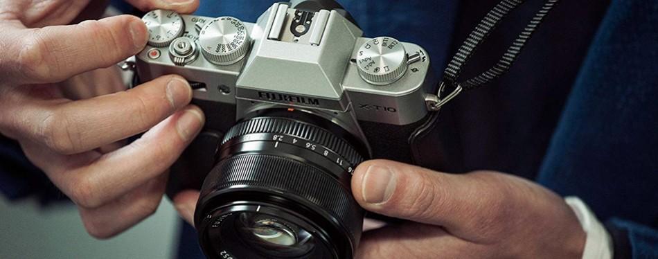 Fujifilm X-T10 Body Silver Mirrorless