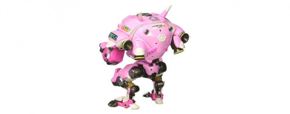 Funko Pop! Overwatch D.VA and Meka 2 Pack Collectible Figurines