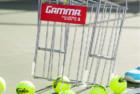 gamma tennis ball hopper