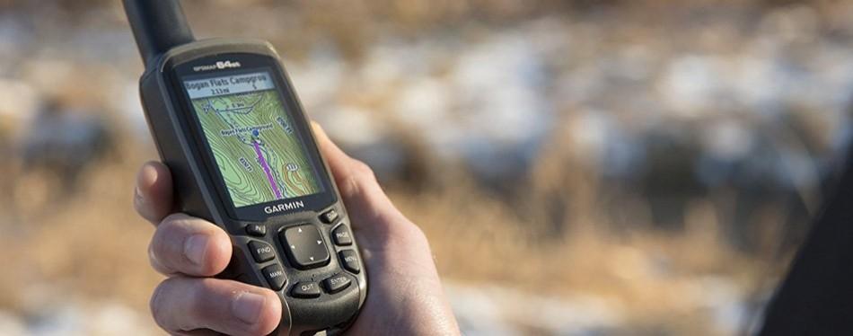 GARMIN GPSMAP 64st Worldwide GPS