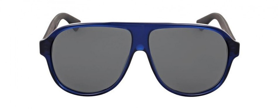 GG0009S Blue Gucci Sunglasses