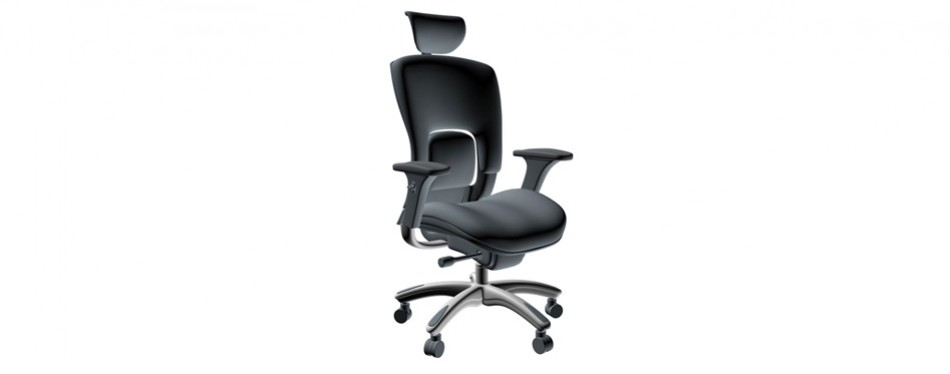 GM Seating Ergolux Genuine Leather