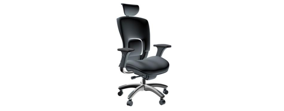 GM Seating Ergolux Genuine Leather