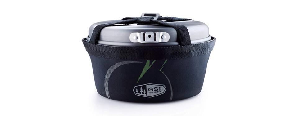 GSI Outdoor Backpacker Mess Kit