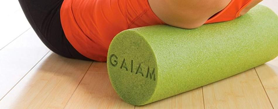 Gaiam Restore Foam Roller