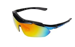 Gardom Polarized UV-Resistant Sunglasses