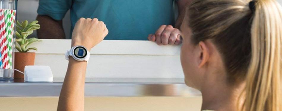Garmin Vívoactive 3 GPS Smartwatch Fitness Tracker