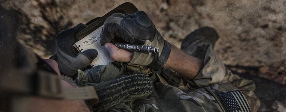 Gerber Impromptu Tactical EDC Pen, Black