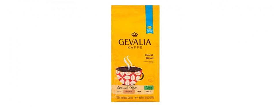 Gevalia Kaffe Medium Roast Decaf Blend