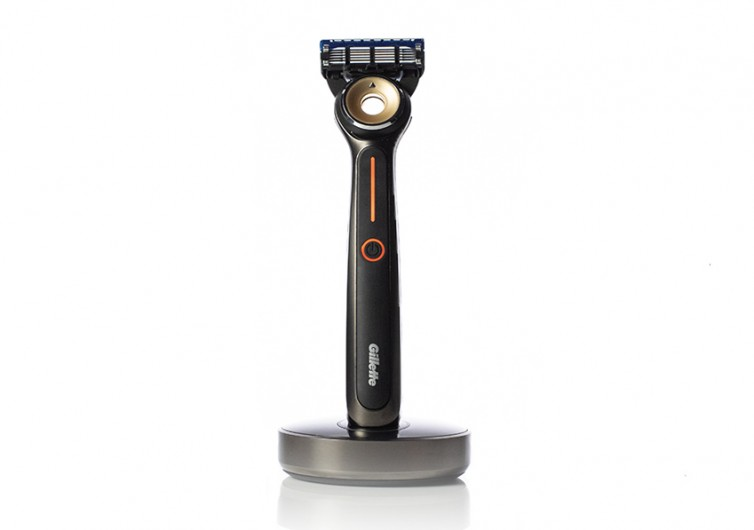 GilletteLabs The Heated Razor