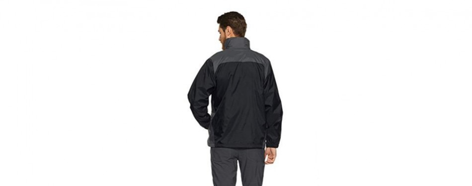 Glennaker Lake Rain Columbia Jacket